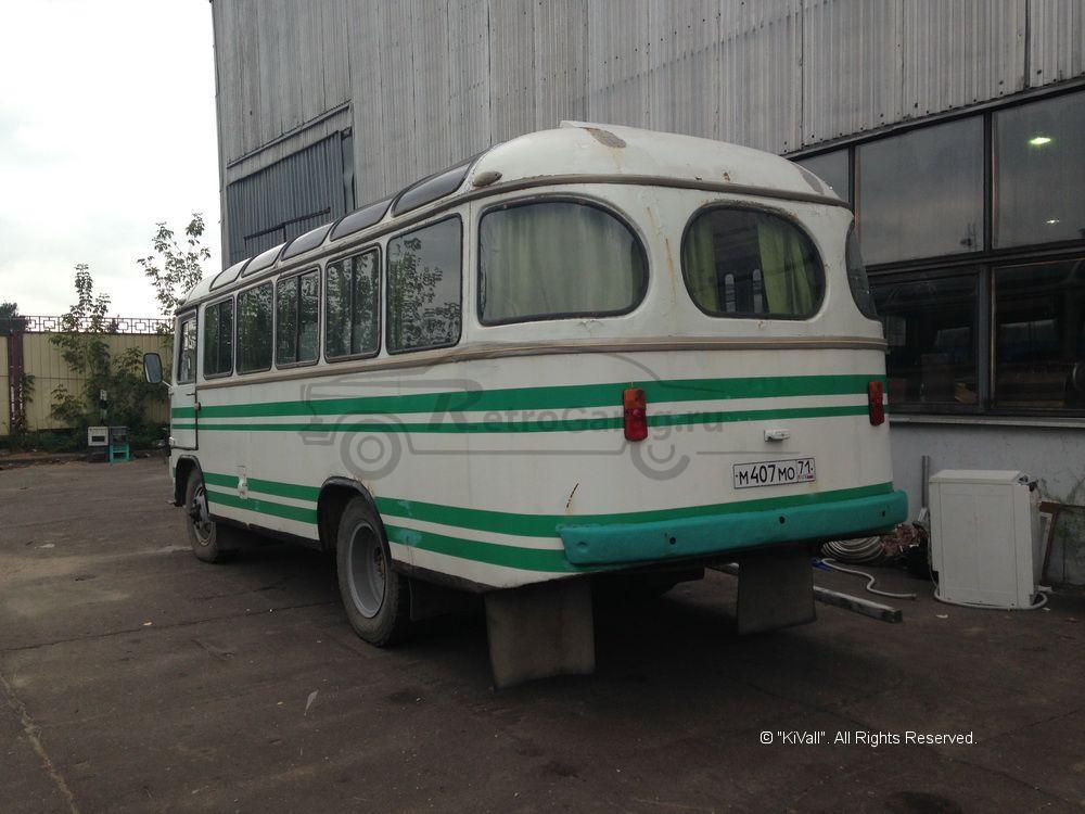 заказ автобуса паз