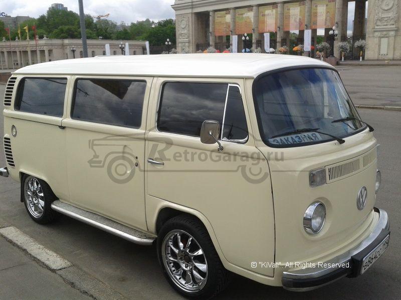 Volkswagen Transporter DeLuxe, аренда Фольксваген транспортер т2 ...