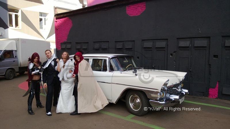 Если у вас намечается свадьба и необходим необычный, запоминающийся и красивый автомобиль