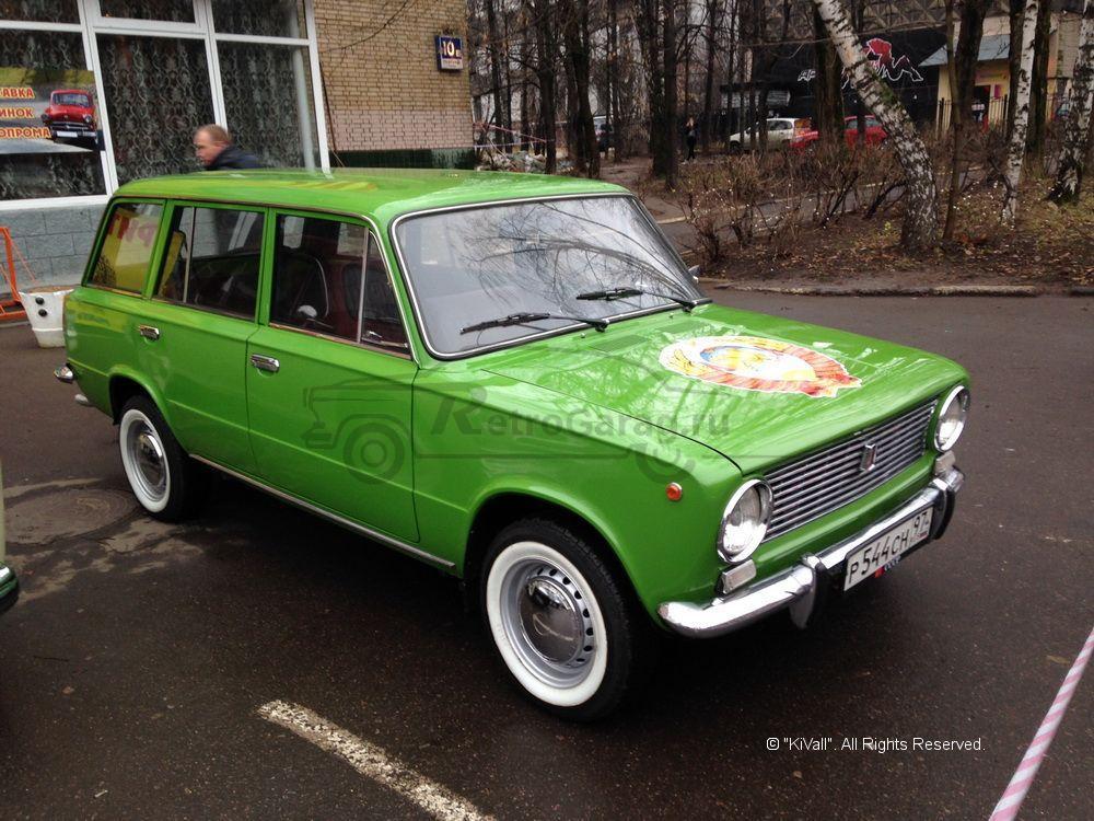 ВАЗ-2102 история модели, фото, цены