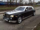 Аренда Rolls-Royce Phantom цвет черный