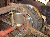 реставрация Chevrolet Bel Air - фото