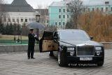 Аренда Rolls-Royce Phantom черный