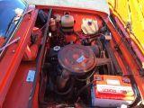 оригинальный двигатель, моторный отсек жигулей ваз 2101